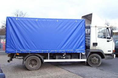 carpas de camiones y vehiculos